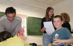 Photo Ouest France - 14 octobre 2010