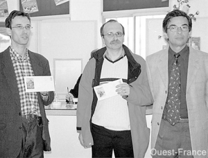 Photo Ouest France - 10 mai 2002