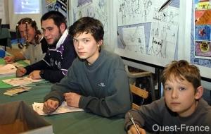 Photo Ouest France - 12 mai 2003