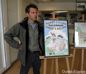 Photo Ouest France - 6 mai 2004