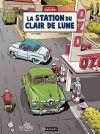 La Station du Clair de Lune - Une Aventure de Jacques Gipar