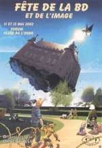 Affiche 2002 de Denis BAJRAM
