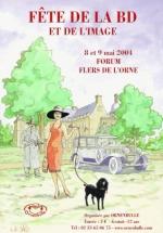 Affiche 2004 d'Erwan LE SAEC