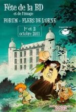 Affiche 2011 de Xavier FOURQUEMIN